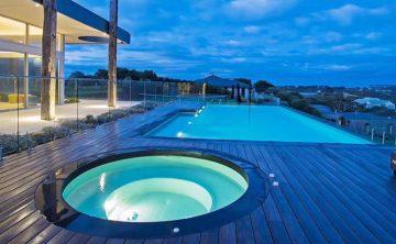 akrilik yüzme havuzu